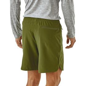 Patagonia Nine Trails - Shorts Homme - olive